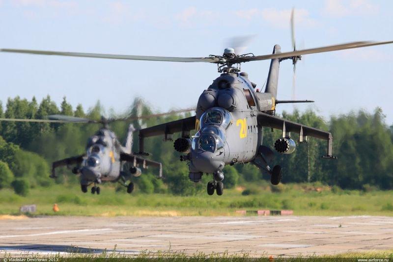 Армейская авиация россии отмечает 65-летний юбилей » военное обозрение