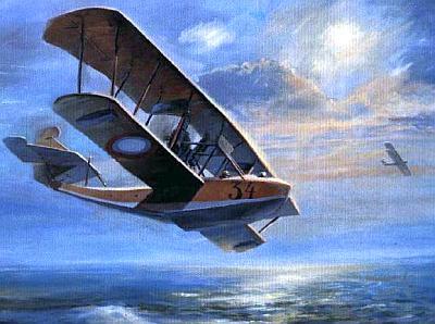 Морская авиация россии в первой мировой войне